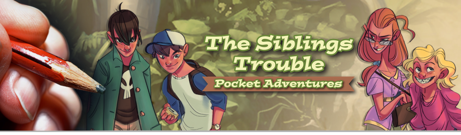 The Siblings Trouble Banner Image