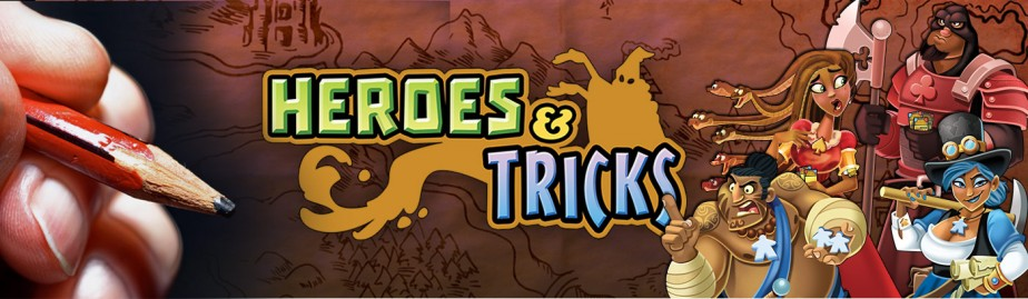 Heroes and Tricks Banner Image