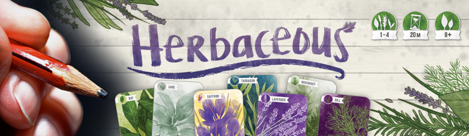Herbaceous Banner Image